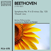 "Berliner Philharmoniker - Beethoven: Symphony No. 9 in D Minor, Op. 125 ""Choral"""