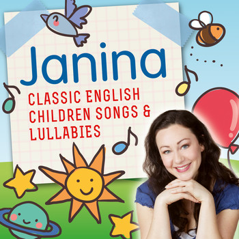 Janina - Classic English Children Songs & Lullabies