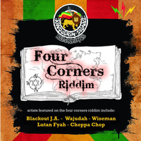 Lutan Fyah - Konquerin Soundz Presents: The Four Corners Riddim