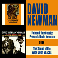 David Newman - Fathead: Ray Charles Presents David Newman + the Sound of the Wide Open Spaces!!!!
