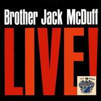Brother Jack McDuff - Live At Newark