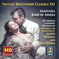 Alfred Newman - Vintage Hollywood Classics, Vol. 21: Anastasia & Band of Angels (Original Soundtracks Remastered 2016)