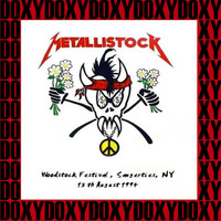 Metallica - Woodstock, Saugerties, New York, August 13th, 1994