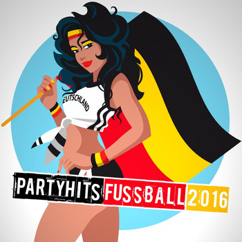 Various Artists - Partyhits Fussball 2016