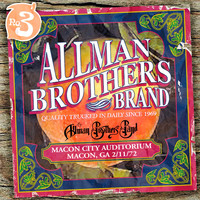 The Allman Brothers Band - Macon City Auditorium 2/11/72