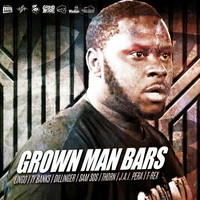 Lingo - Grown Man Bars (feat. Lingo, Ty Banks, Dillinger, Sam Sos, Thorn & J.a.I. Pera)