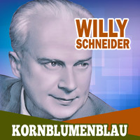 Willy Schneider - Kornblumenblau