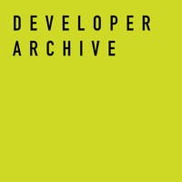 Developer - Developer Archive 07