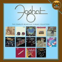 Foghat - The Complete Bearsville Album Collection