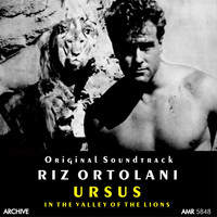 Riz Ortolani - Ursus in the Valley of the Lions (Original Motion Picture Soundtrack)