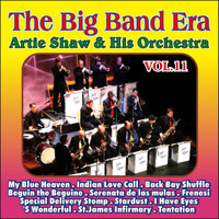 Artie Shaw - Giants of the Big Band Era Vol. XI