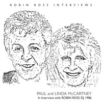 Paul & Linda McCartney - Interview By Robin Ross 1986