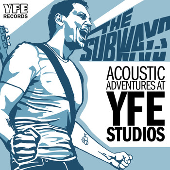 The Subways - Acoustic Adventures At YFE Studios