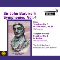Sir John Barbirolli - Sir John Barbirolli Symphonies, Vol. 4