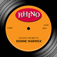 Dionne Warwick - Playlist: The Best Of Dionne Warwick