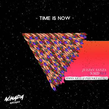 Julian Sanza - Time Is Now