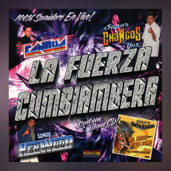 Various Artists - La Fuerza Cumbiambera