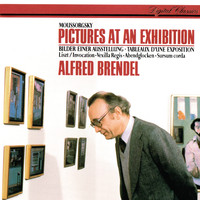 Alfred Brendel - Mussorgsky: Pictures At An Exhibition / Liszt: Piano Works
