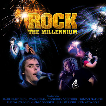 Various Artists - Rock The Millennium (Remastered) (Explicit)