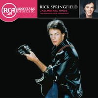Rick Springfield - Calling All Girls - The Romantic Rick Springfield