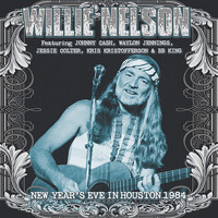 Willie Nelson - New Year's Eve in Houston 1984 (Live)
