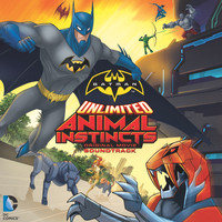Kevin Riepl - Batman Unlimited: Animal Instincts (Original Movie Soundtrack)