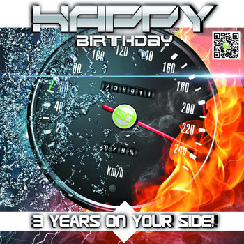 Various Artists - 3 Years on Your Side