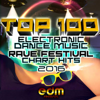 Various Artists - Top 100 Electronic Dance Music and Rave Festival Chart Hits 2016