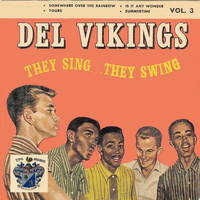 Del Vikings - They Sing, They Swing Vol. 3