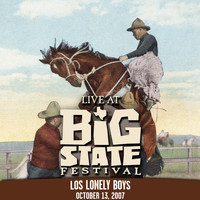 Los Lonely Boys - Live at Big State Festival 2007