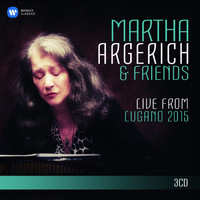 Martha Argerich - Martha Argerich and Friends Live from the Lugano Festival 2015 (HD)