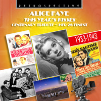 Alice Faye - This Year's Kisses