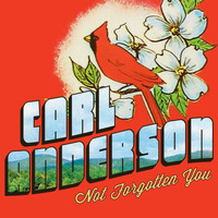 Carl Anderson - Not Forgotten You