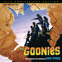 Dave Grusin - The Goonies:  25th Anniversary Edition (Original Motion Picture Score)