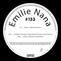 Emilie Nana - The Meeting Legacy Remixes - Compost Black Label #133