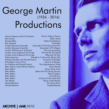 Various Artists - George Martin (1926-2016) Productions