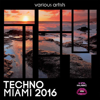 Various Artists - Techno Miami 2016
