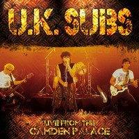 U.K. Subs - Live from the Camden Palace