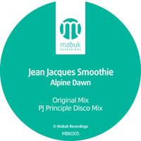 Jean Jacques Smoothie - Alpine Dawn