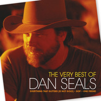 DAN SEALS - The Very Best Of Dan Seals