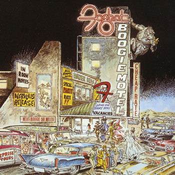 Foghat - Boogie Motel (Remastered)