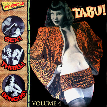 Various Artists - Tabu! Vol.4, Exotic Music to Strip By!