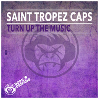 Saint Tropez Caps - Turn Up the Music