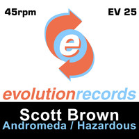 Scott Brown - Andromeda