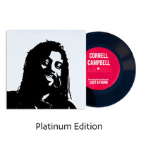 Cornell Campbell - Lost & Found - Cornell Campbell (Platinum Edition)
