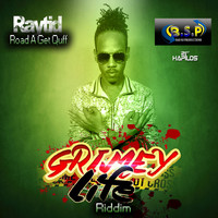 Raytid - Road A Get Quff - Single