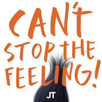 "Justin Timberlake - Can't Stop the Feeling! (Original Song from DreamWorks Animation ""TROLLS"")"