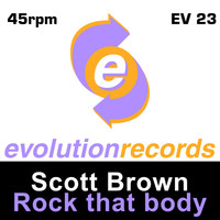 Scott Brown - Rock That Body