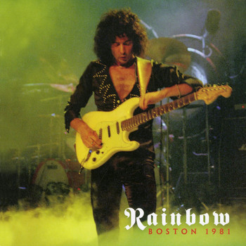 Rainbow - Boston 1981 (Live)