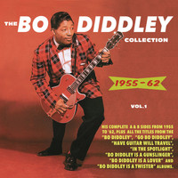 Bo Diddley - The Bo Diddley Collection 1955-62, Vol. 1